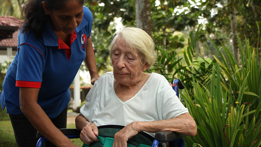 Elderly Care nursing services